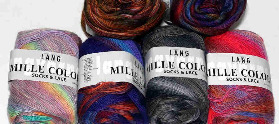 Mille Colori Socks & Lace