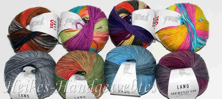 Merino 120 Color