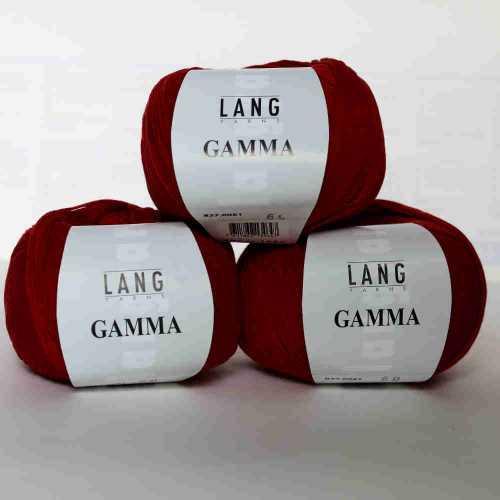 Gamma Burgund