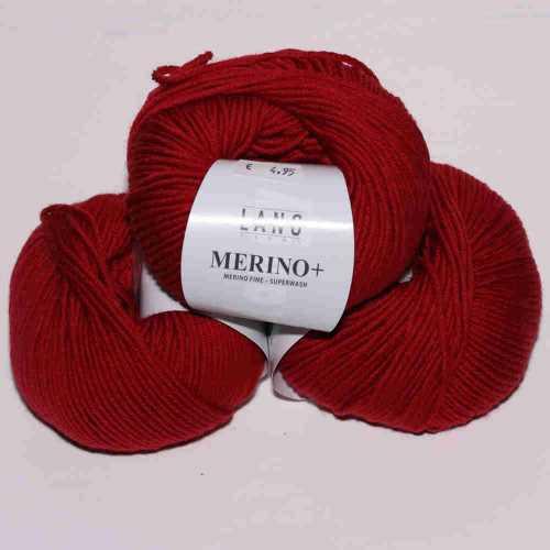 Merino+ Rot