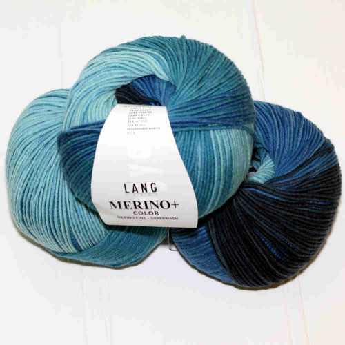 Merino+ Color Mittelmeer