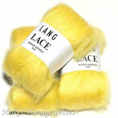 Lace Gelb