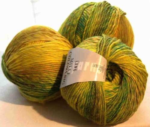 Mille Colori Big Apfelgrün