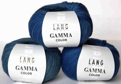 Gamma Color Jeansblau