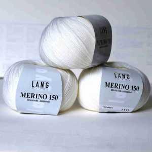 Weiß Merino 150