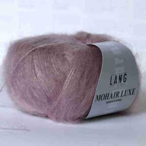 Mohair Luxe Rosa