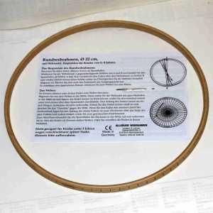 Rund-Webrahmen 27cm