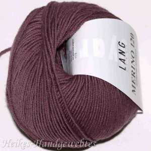 Alt-Rosa Dunkel Merino 120