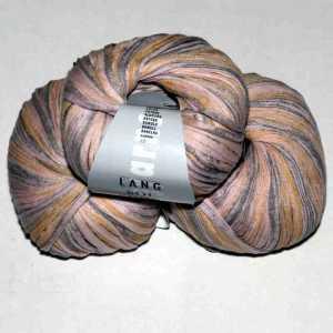 Sol Metallic Rosé-Lachs-Grau