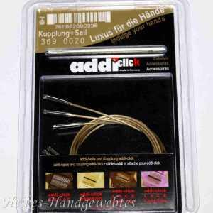 addiClick Seile und Kupplung