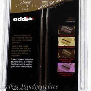 addiClick LaceLong - Ersatzspitzen 3,5
