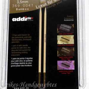 addiClick Bamboo - Ersatzspitzen 3,5