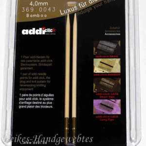 addiClick Bamboo - Ersatzspitzen 4