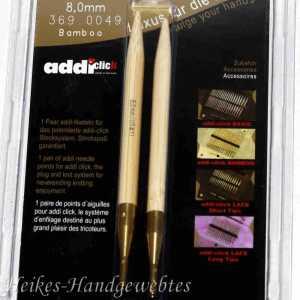 addiClick Bamboo - Ersatzspitzen 8