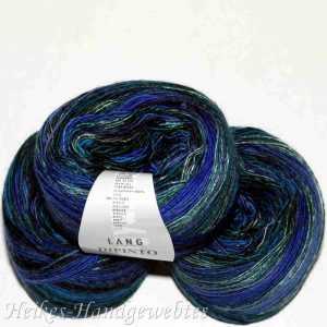 Dipinto Blau-Grün