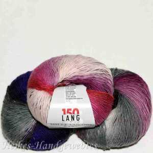 Mille Colori Baby Fuchsia-Violett-Grau