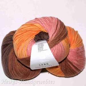 Merino+ Color Rosa-Apricot-Braun