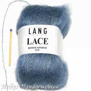 Lace Jeans