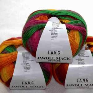 Jawoll Magic Dégradé Farbenfroh