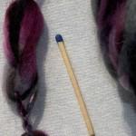 Bi-Use Violett-Grau von Adriafil