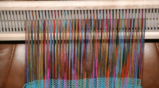 Tischwebrahmen des Herstellers Ashford
