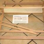 Tischwebrahmen_aufgebaut