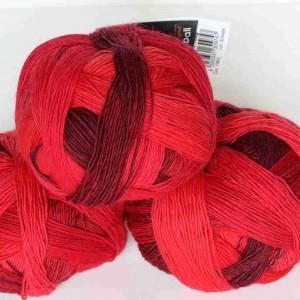 Zauberball Cranberry