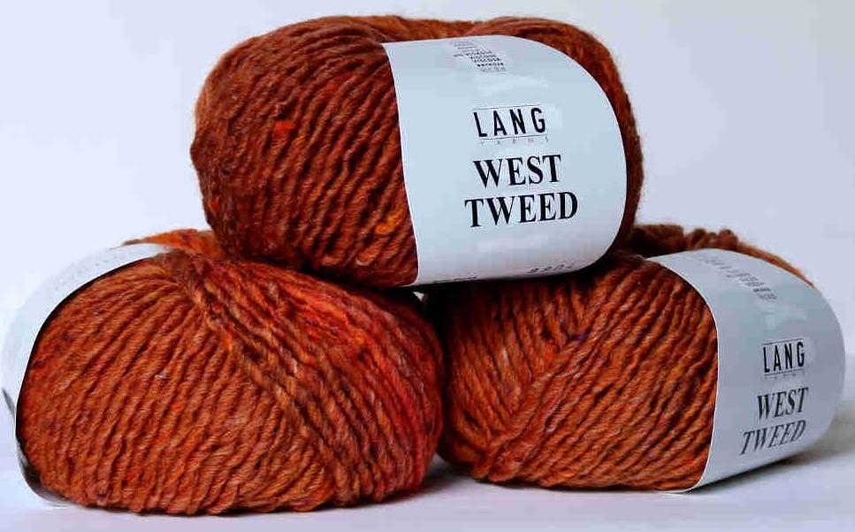 West Tweed Orange