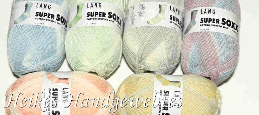 SuperSoxx Cotton Strech 4-fach