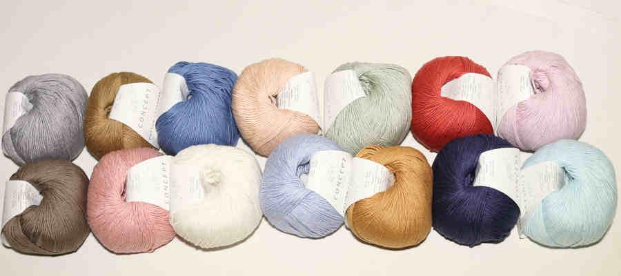 Cotton-Cashmere