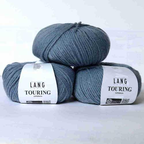 Grau-Blau Touring