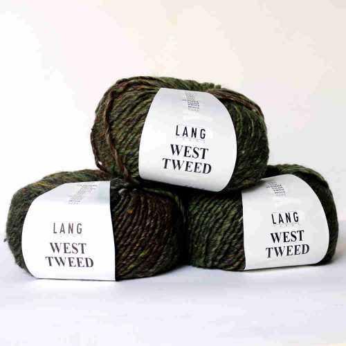 Waldgrün West Tweed