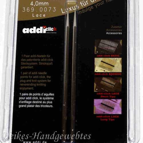 addiClick LaceLong - Ersatzspitzen 4