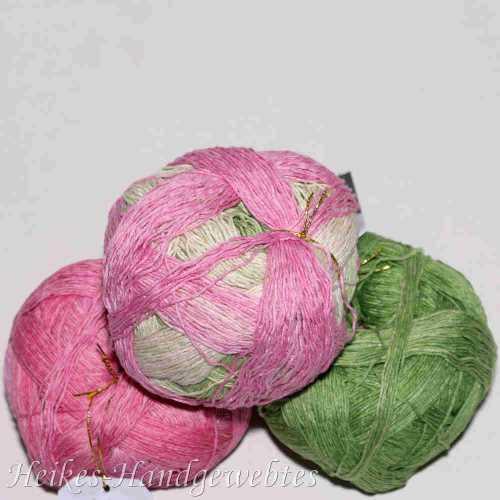 Zauberball Cotton Rosige Zeiten