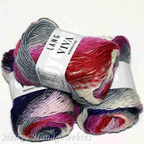 Viva Fuchsia-Violett-Grau