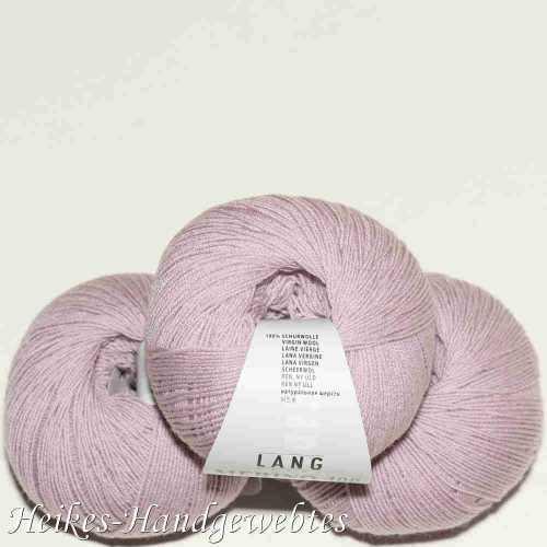 Merino 400 Lace Rosa