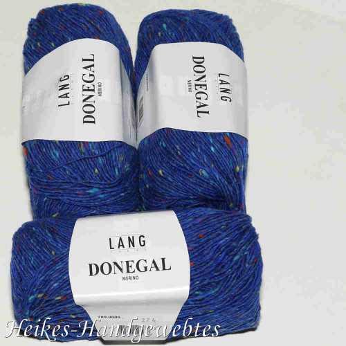 Donegal Blau