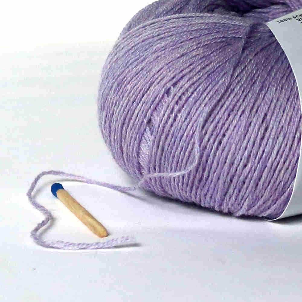 merino 400 lace heller flieder von lang yarns. Black Bedroom Furniture Sets. Home Design Ideas