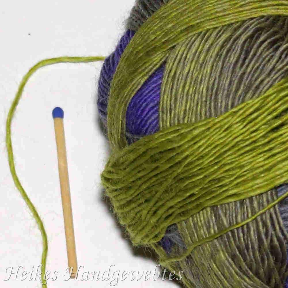 Zauberball®100  Schoppel 100g Farbe 2331 Komfortzone Wolle Sockenwolle