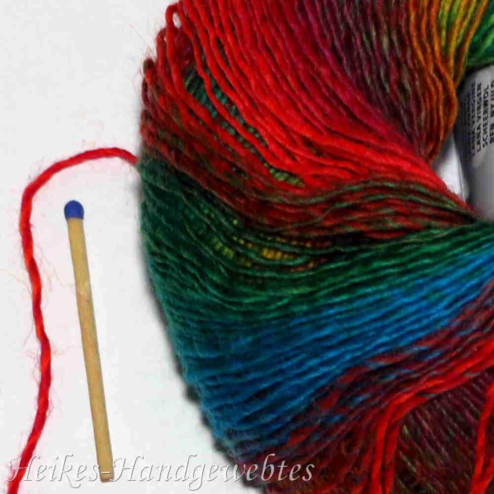 LL 190m Nadelstärke 3-3,5 Lang Yarns Mille Colori Baby 118 50g