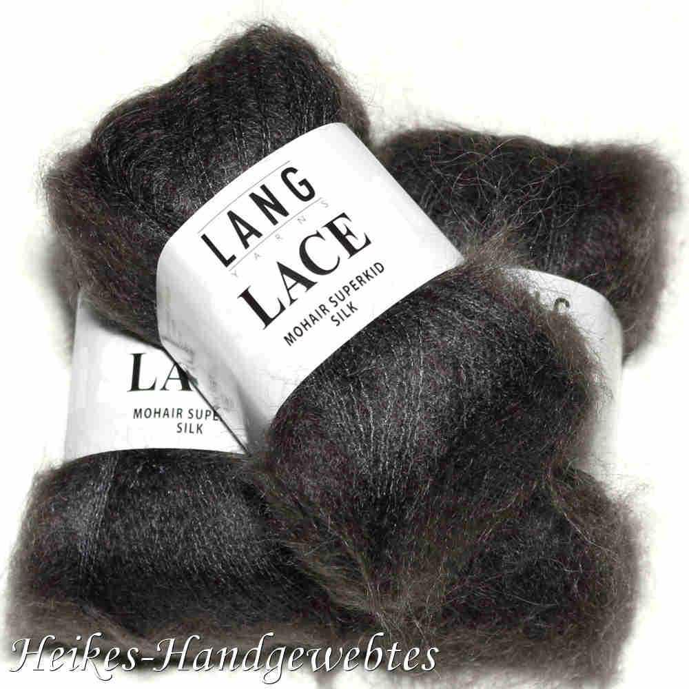 alle Farben 43,80€//100g LACE 25g Lang Yarns Mohair und hochwertige Seide