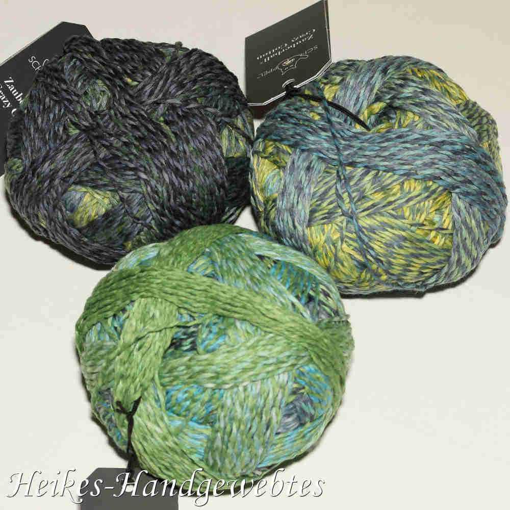 alle Farben Crazy Cotton Zauberball 100g Farbverlauf 100/% Baumwolle
