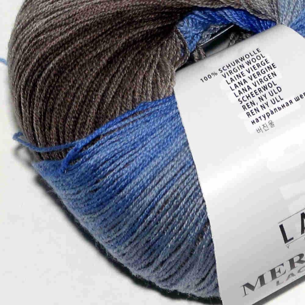 K Che Blau Grau merino 400 lace color blau grau v lang yarns