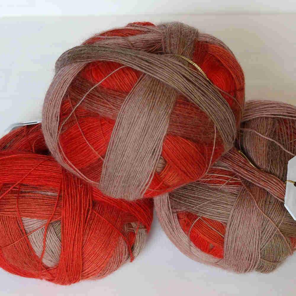 Lace Ball 100 Herzstück Schoppel Wolle