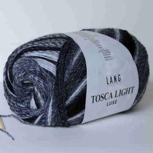 Schwarz-Weiß Tosca Light Luxe