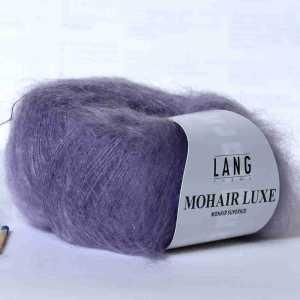 Mohair Luxe Lila