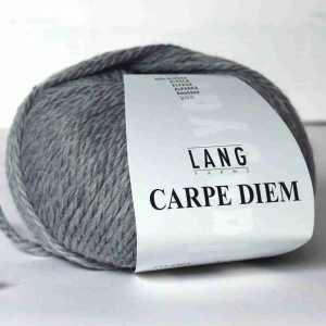 Hellgrau Carpe Diem