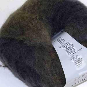 Alpaca Dégradé Grau-Khaki