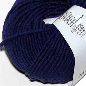 Merino 70 Jeansblau