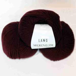 Bordeaux Merino 120